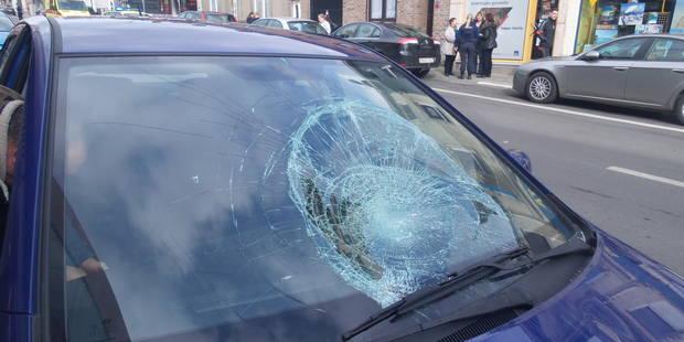 Courcelles: Un piéton fauché par une voiture - La DH