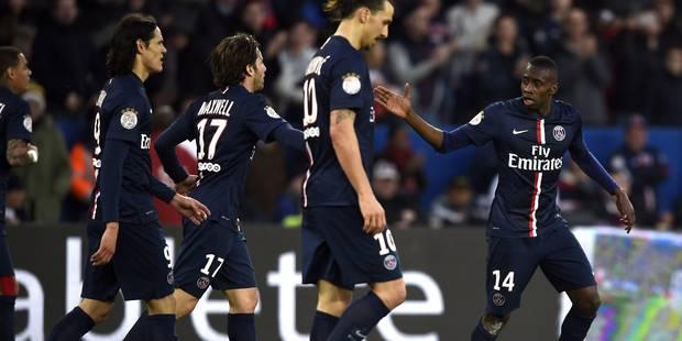 Ligue 1: le PSG bat Lens et prend provisoirement la tête, Monaco se rebiffe - La DH