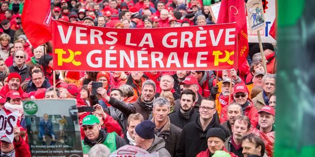 """Réforme des pensions: la FGTB parle d'un """"simulacre de concertation sociale"""" - La DH"""