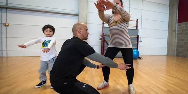Cours de sport pour toute la famille - La DH