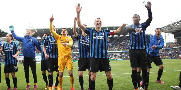 Bruges, deuxième équipe de l'histoire de la Coupe UEFA et de l'Europa League - La DH