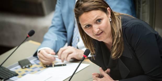 "Gwendolyn Rutten suggère un ""tax-shift"" flamand - La DH"