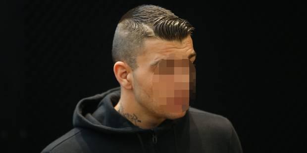 Carl Tricnot écope de 20 ans de réclusion criminelle - La DH