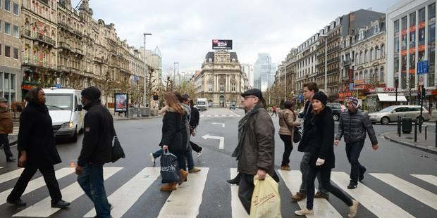 Bruxelles: le site utile pour tout savoir sur le futur piétonnier - La DH