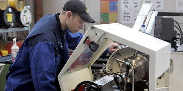 Jobistes: 1.400 accidents de travail chaque année - La DH
