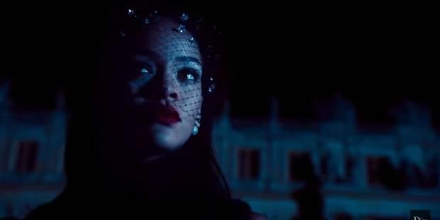 """Dior dévoile la campagne vidéo """"Secret Garden IV"""" avec Rihanna - La DH"""