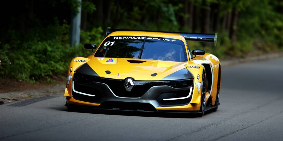 World Series by Renault à Francorchamps: Sarah Bovy et Wolfgang Reip en R.S.01! - La DH