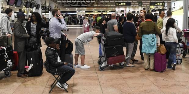 Trafic aérien: encore des retards dans les jours à venir - La DH
