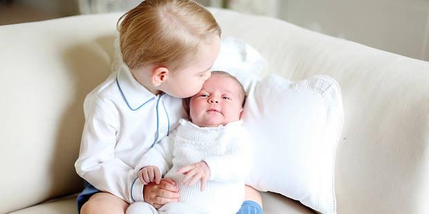 Les premières photos des Royal Babies - La DH