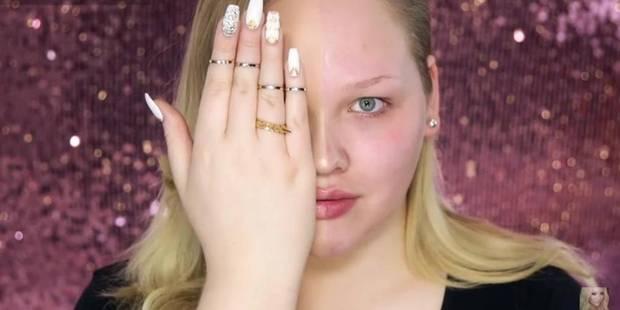 La vidéo qui fait mouche sur le pouvoir du maquillage - La DH