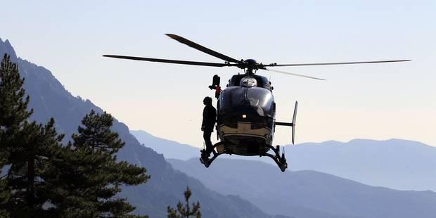 Touristes tués en Corse: interruption des recherches des disparus sur le GR20 avec le mauvais temps - La DH