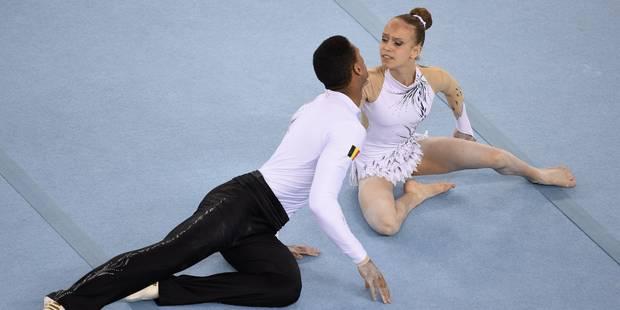 Jeux européens: les Belges décrochent une troisième médaille - La DH