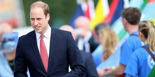 Aurez-vous la chance de croiser le Prince William sur un vol Ryanair? - La DH