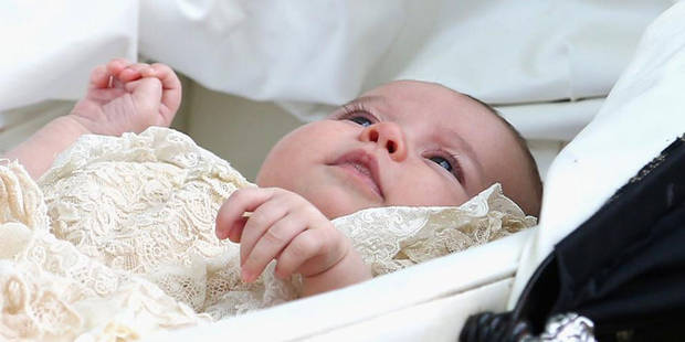 La princesse Charlotte baptisée à Sandringham, comme Diana (PHOTOS) - La DH