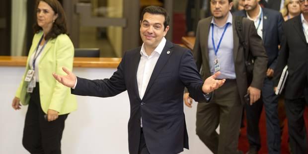 """Tsipras se dit confiant et appelle l'Europe à ne pas se """"diviser"""" - La DH"""