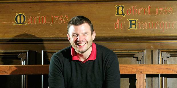 Le chef Jean-Philippe Watteyne de RTL à la RTBF - La DH