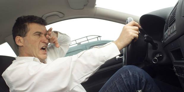 Sécurité routière: la somnolence concerne 1 trajet sur 20 - La DH