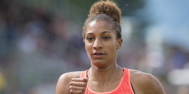 Euro espoirs d'athlétisme: Nafissatou Thiam décroche la médaille d'argent du saut en hauteur - La DH