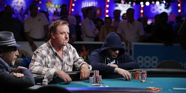 Historique: un Belge en finale du championnat du monde de poker ! - La DH