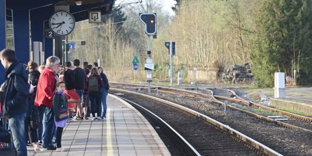 Grève sur le rail: Neuf trains sur dix circulent - La DH