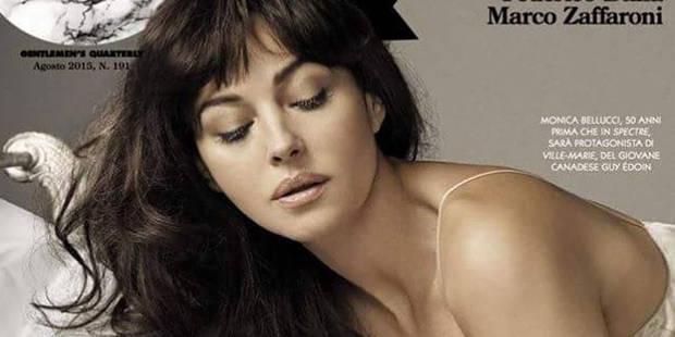 Monica Bellucci: quinqua, James Bond girl et toujours aussi sexy - La DH
