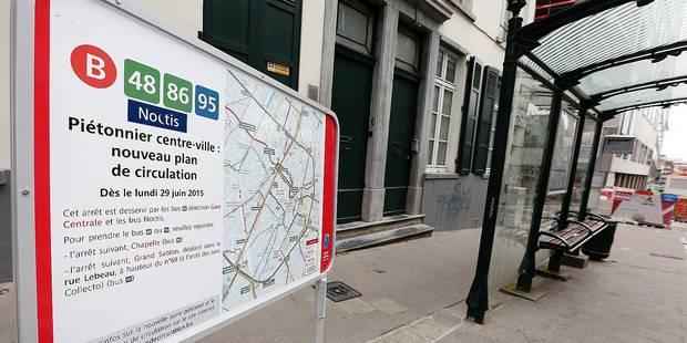 Bruxelles: l'hôpital César De Paepe moins accessible ! - La DH