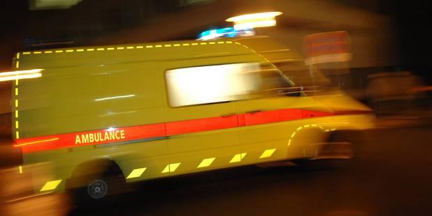 Deux morts sur la N89 près de Bertrix ce mardi matin - La DH