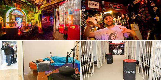 Les 10 bars les plus originaux de la capitale (PHOTOS) - La DH