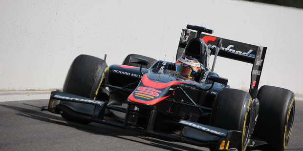 GP2 Series: Stoffel Vandoorne 4e de la course-sprint dimanche à Spa-Francorchamps - La DH