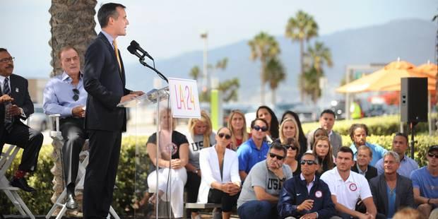 JO 2024: Los Angeles a déposé sa candidature au CIO - La DH