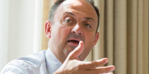 """Agriculteurs en colère: Willy Borsus espère """"un signe très fort"""" du conseil et de la Commission - La DH"""