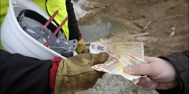 Un travailleur détaché sur 40 impliqué dans des pratiques frauduleuses - La DH