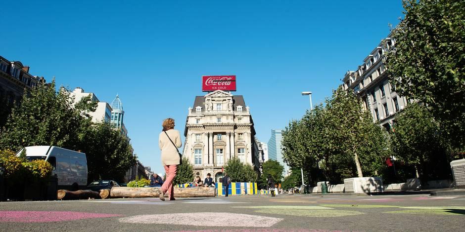 Piétonnier: la ville de Bruxelles condamnée à payer 500.000 euros ! - La DH