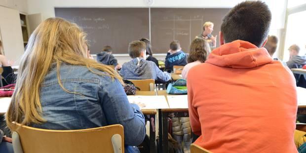 L'enseignement libre est moins cher et plus performant que l'officiel (INFOGRAPHIES) - La DH