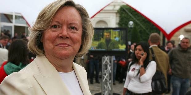 Anne-Marie Lizin, la madame sans-gêne de la politique belge (PORTRAIT) - La DH