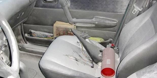 Sa voiture détruite par des vandales - La DH