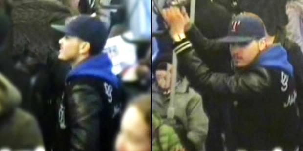 Il touche une ado dans le tram : reconnaissez-vous cet homme ? (VIDÉO) - La DH