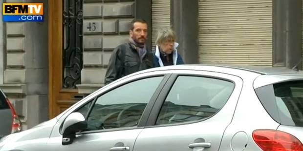 Renaud apparaît à Bruxelles affaibli et le pas hésitant - La DH