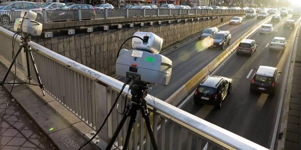 Envie d'un contrôle de vitesse dans votre rue? Une zone de police de Bruxelles attend vos demandes - La DH
