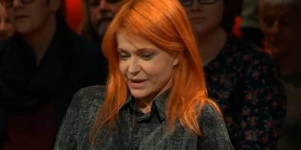 Axelle Red et les poils pubiens - La DH