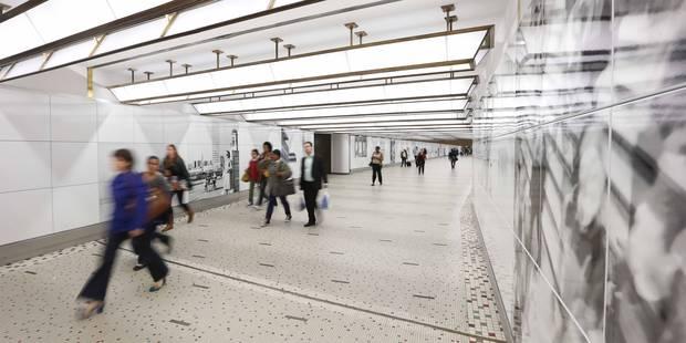 Une personne décédée découverte à la gare de Bruxelles Centrale - La DH