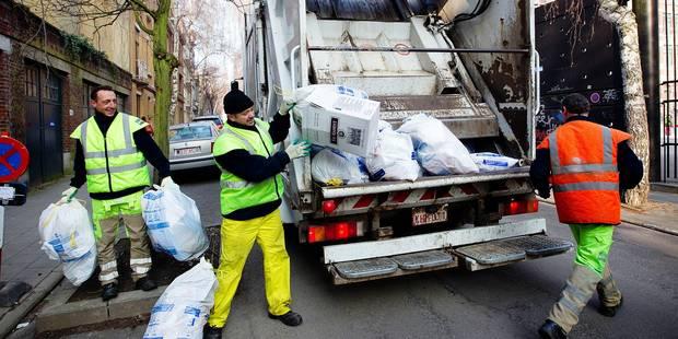 Bruxelles: la réforme des collectes dans l'impasse - La DH