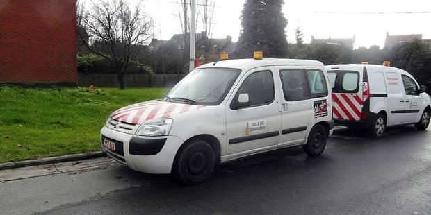 Véhicules communaux de la ville de Charleroi: un million de kilomètres en moins - La DH