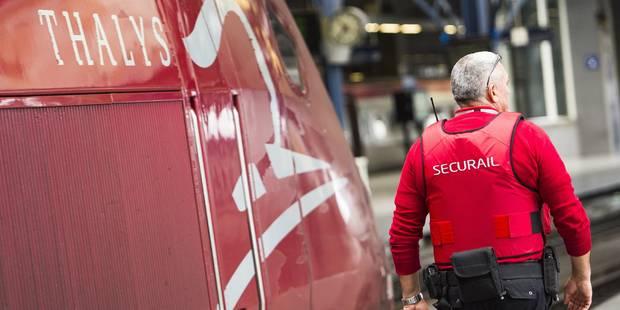 """Trafic interrompu sur la ligne à grande vitesse Bruxelles-Lille: """"On s'est attaqué délibérément au câble de signalisatio..."""