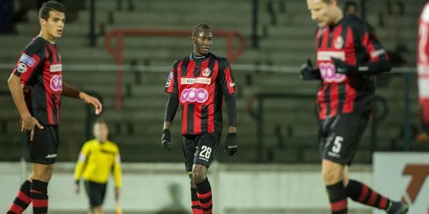 """Ali Bamba (Seraing): """"Il faut souligner notre belle réaction"""" - La DH"""