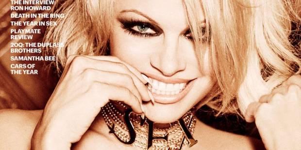 Pamela Anderson, la dernière femme nue en cover de Playboy (PHOTOS) - La DH