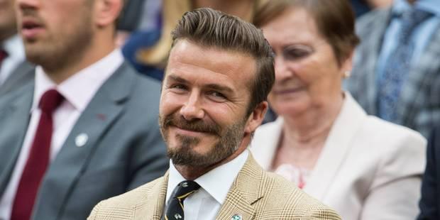 Beckham a enfin trouvé un terrain pour son stade - La DH