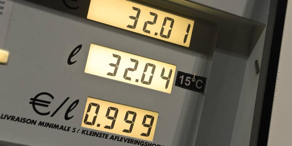 Carburant : un coût exorbitant pour les finances communales carolos - La DH