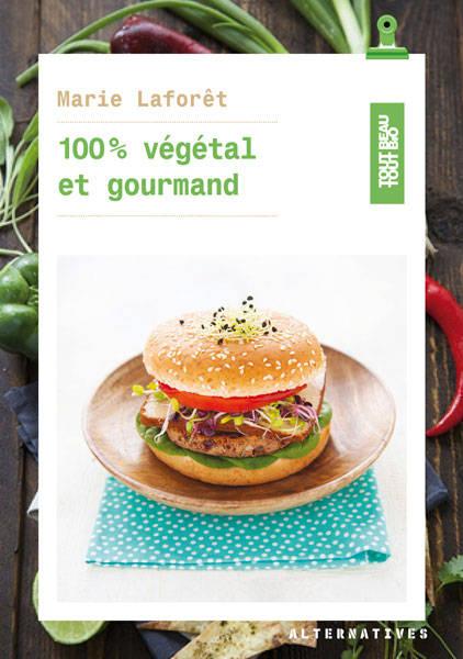 Un livre de cuisine végétarienne, 13,50€