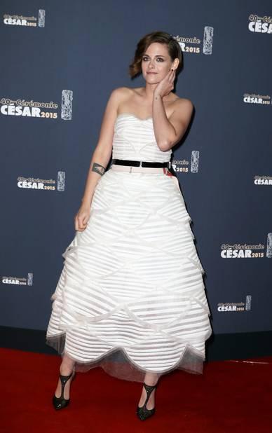Kristen Stewart aux Césars